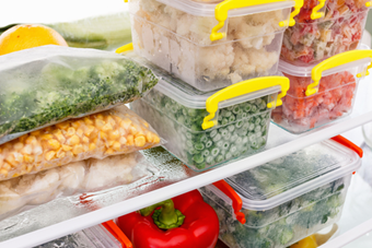 Surprisingly Tasty Freezer Meals